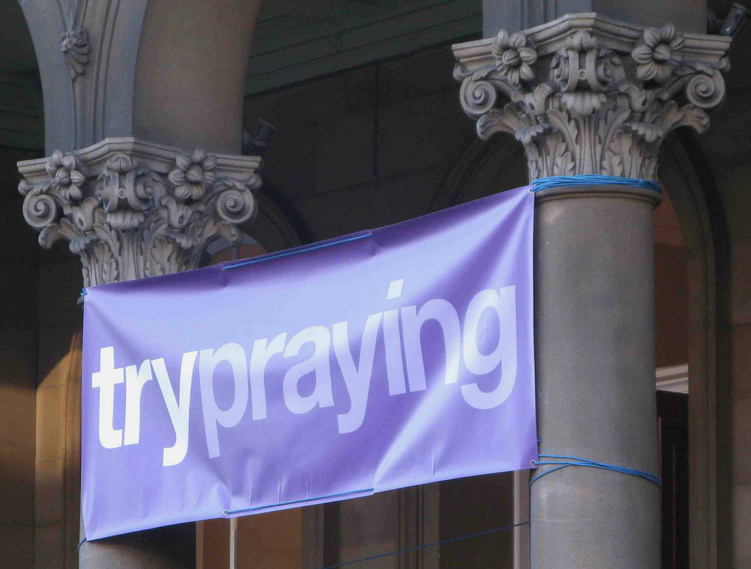 try-praying