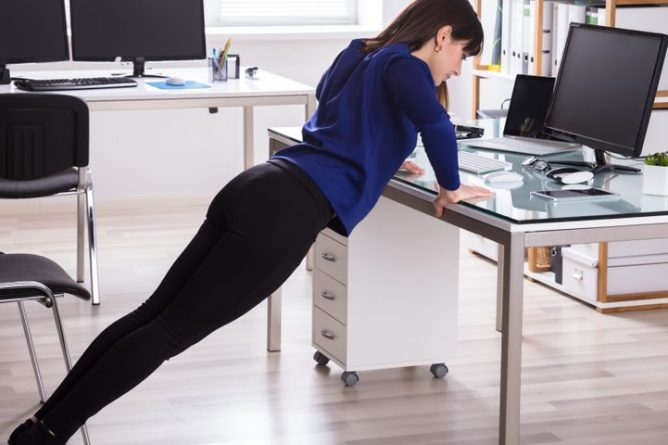 Workouts At Work Tips To Turn Your Workspace Into A