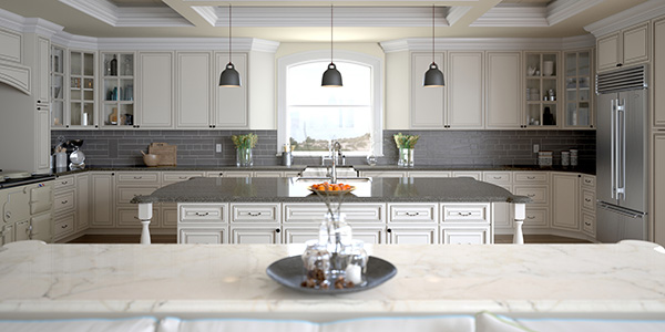 Kitchen Rendering Designs Using CGI Design Technology