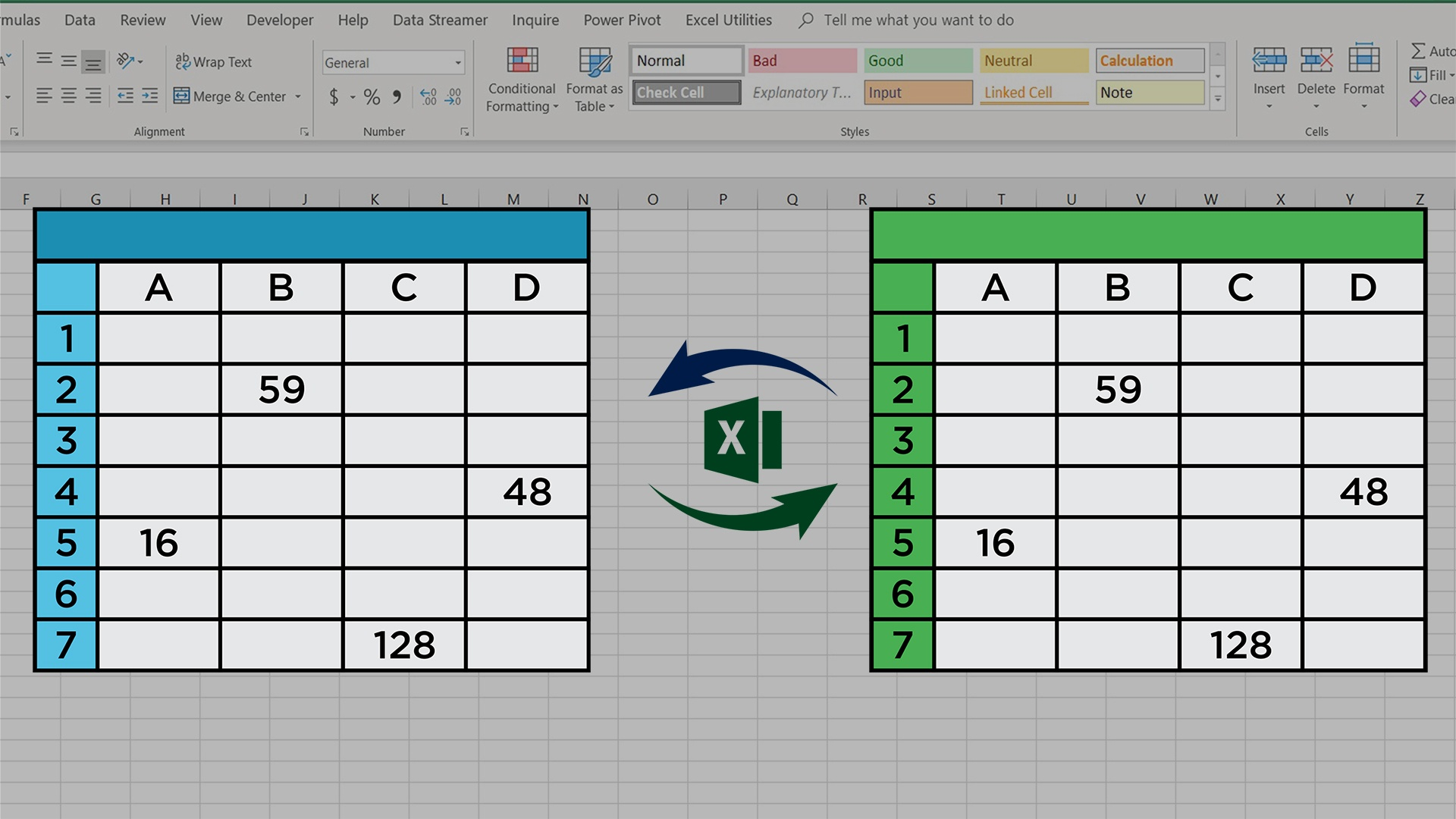 Compare Two Excel Sheets Or Datasets With Excel Vba