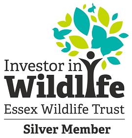 Essex Wildlife Trust Investor in Wildlife logo