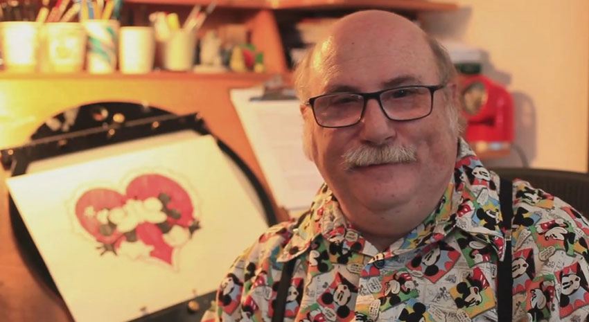 Directors – Interview With Eric Goldberg – Thinking Animation