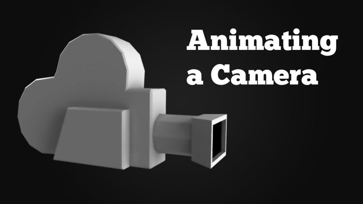 Tutorials - Animating a Camera in Maya