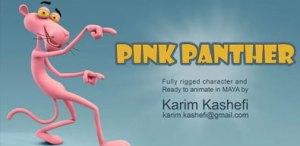 pinkpantherF