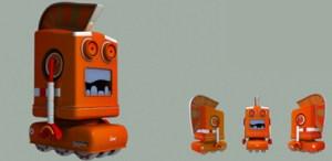 Christine Bot by Rainasawrus