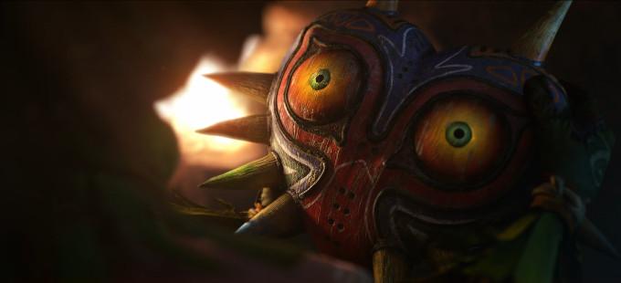 Majoras Mask  Terrible Fate  Thinking Animation