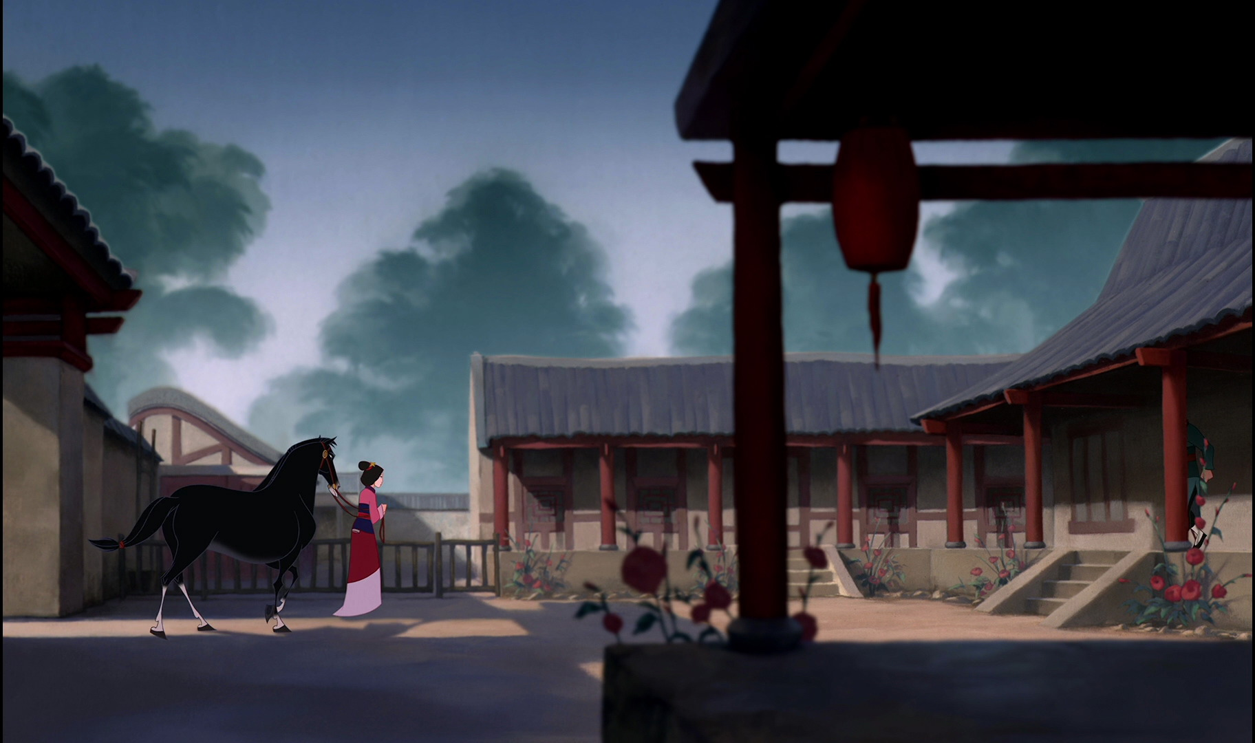 The Most Beautiful Shots in The History of Disney  Thinking Animation