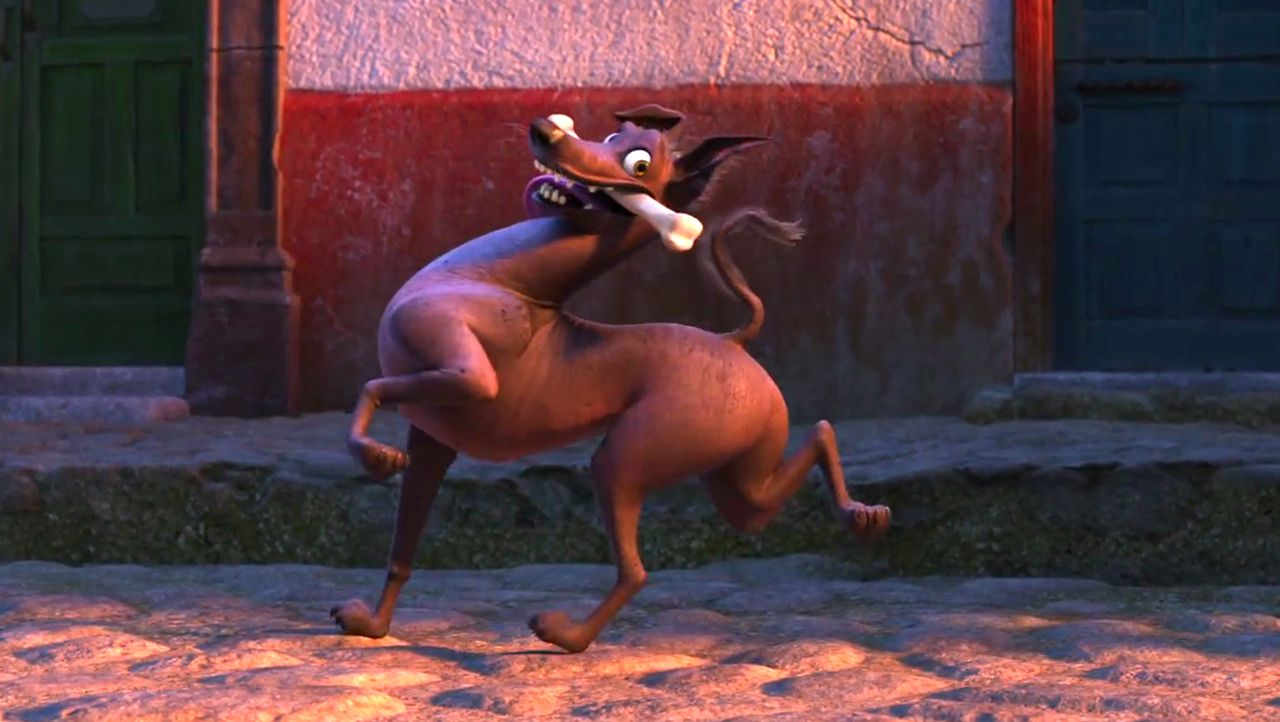 DisneyPixars Coco presents Dantes Lunch  A Short Tail  Thinking Animation