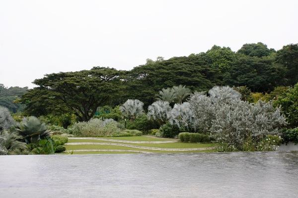 Silver Garden, Hort Park, copyright Jonathon Fothergill