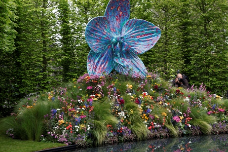 Chelsea Flower Show, 2013, copyright Charles Hawes for thinkingardens.