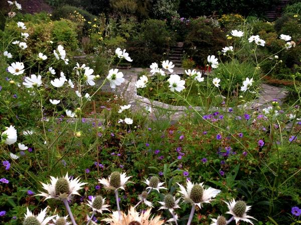 Dixter Sunken Garden 2