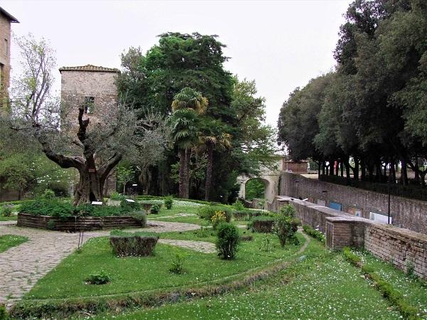 Perguia Horto Botanico, thinkingardens