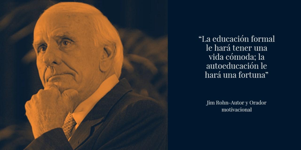 Jim Rohn Thinking Business