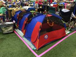 mighty mite dog tent review