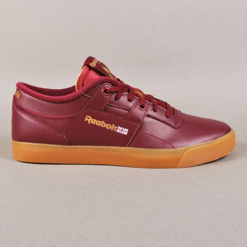3c6b61e4a6f Palace x Reebok - Skate Shoes. Palace x Reebok – Workout Low Clean FVS ...