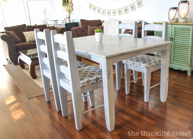 How To Reupholster A Dining Chair Seat: DIY Tutorial