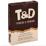 Thinking and Drinking craft beer card game