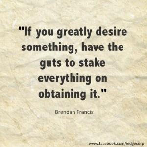 desire guts