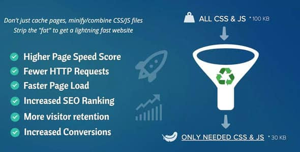 Asset CleanUp Pro 1180 Nulled Performance WordPress Plugin