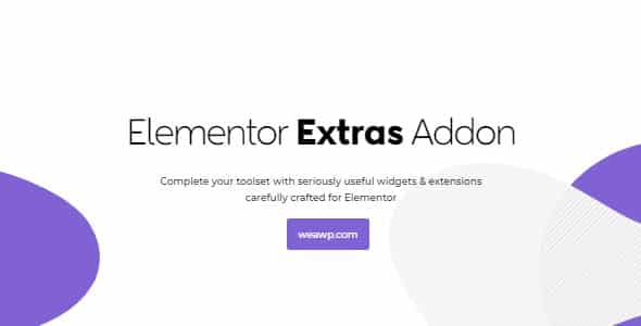 Elementor Extras 2239 Nulled Addon for Elementor Page Builder