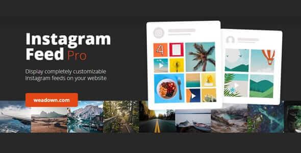 Instagram Feed Pro 571 Nulled Instagram Feeds Wordpress Plugin