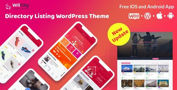 Wilcity 1216 Directory Listing WordPress Theme
