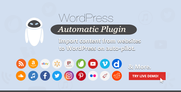 WordPress Automatic Plugin 3508 Nulled