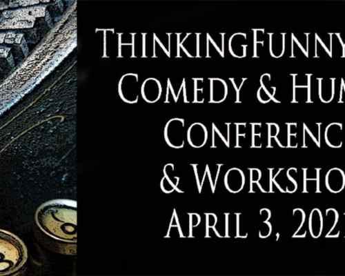 TF21 – ThinkingFunny on Crowdcast! 4-3-21