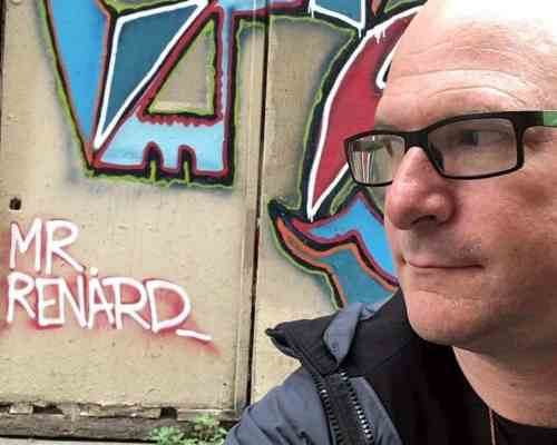 Travel Writer Dave Fox Overcomes Virtual Jet Lag to Trek to ThinkingFunny21