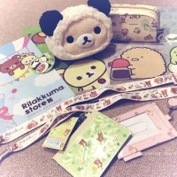 Shopping Haul: Kiddy Land and Daiso