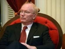 State Senator Kevin Mullin of Vermont, sponsor of vaccine legislation