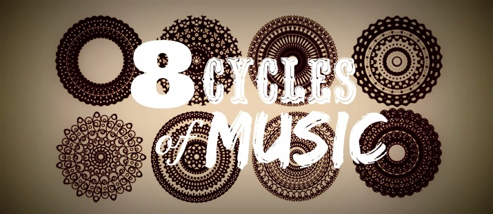 8 ciycles of music