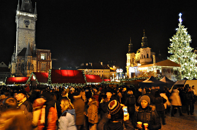 Trip ideas: Prague Christmas Market