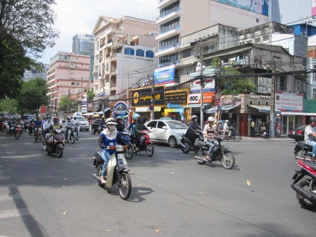 Vietnamese crossroads