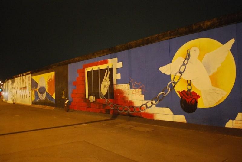 East Side Gallery - Berlin, Germany