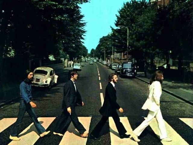 Abbey Road album (photo by quasherthoughts)