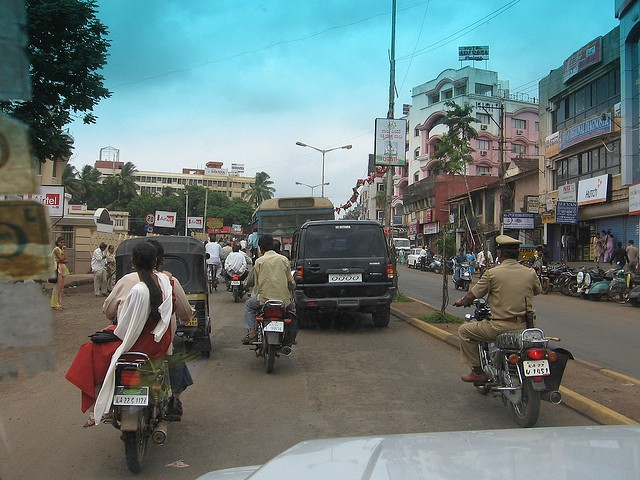 Bangalore (photo by fortherock)