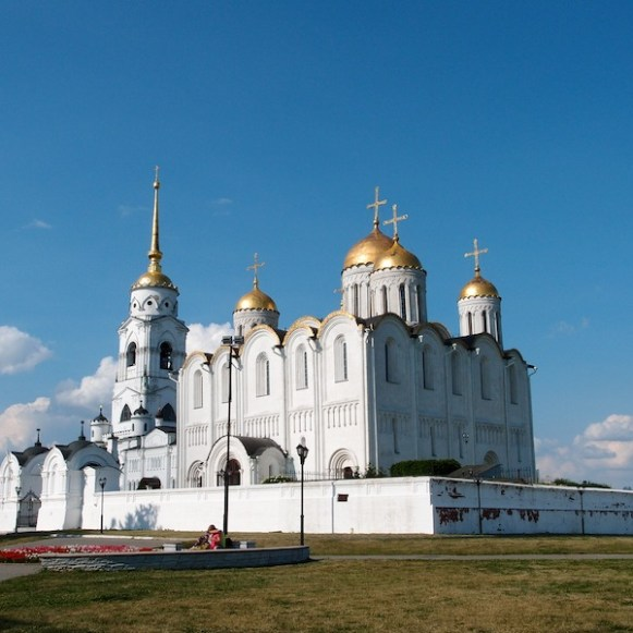 Vladimir's Cathedral - Russia