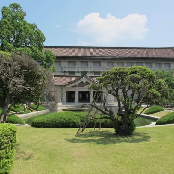 National Museum - Tokyo, Japan