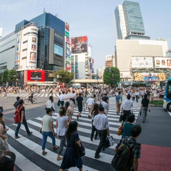 Shibuya - Tokyo, Japan