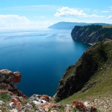 Olkhon Island, lake Baikal - Russia