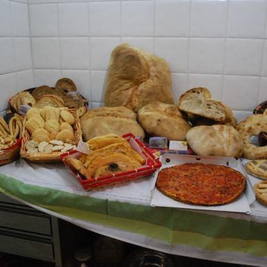 "Traditional bakery ""Mastrota"", San Lorenzo Bellizzi (CS)"