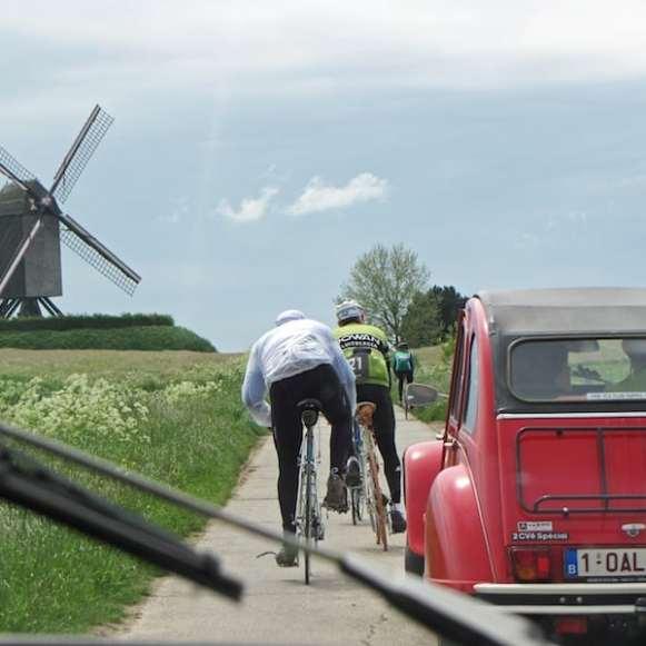 Retro Ronde - Oudenaard, Flanders (Belgium)