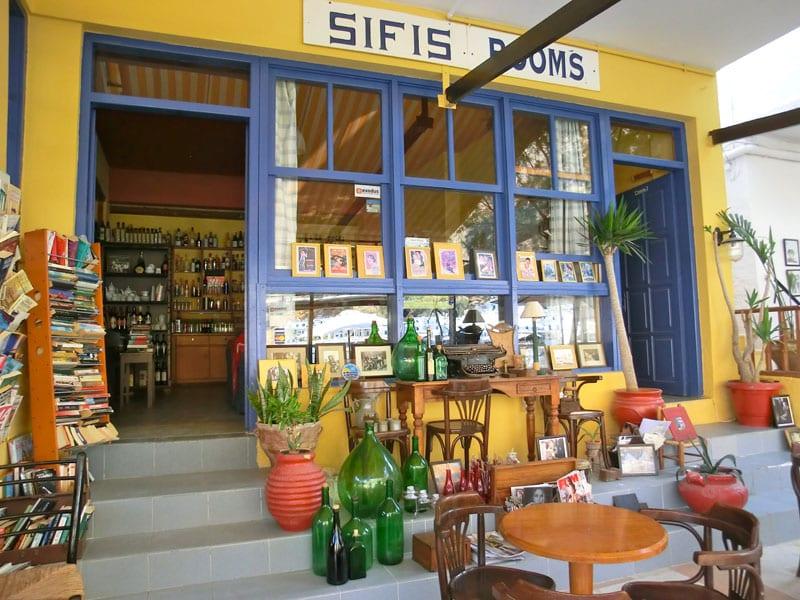 Sifis Hotel - Loutro (Crete), Grecia