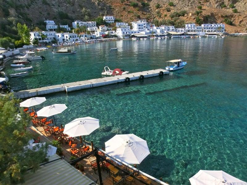 Loutro (Crete), Greece