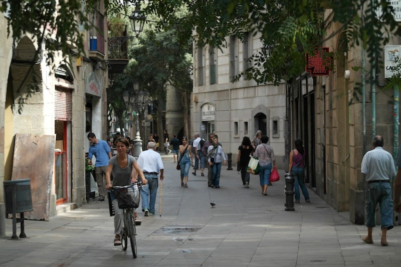 Gothic Quarter, Barcelona - Catalonia, Spain