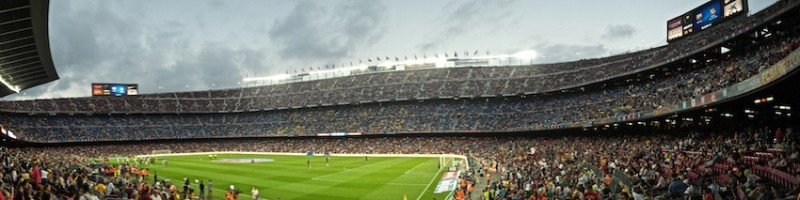 Camp Nou, Barcelona - Catalonia, Spain