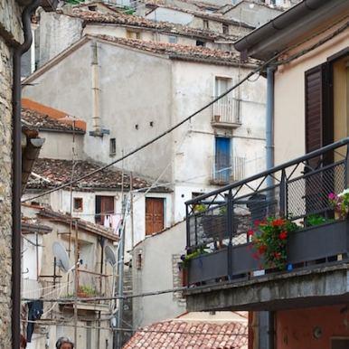 San Lorenzo Bellizzi - Calabria, Italy