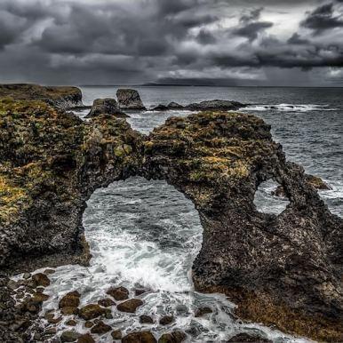Snaefellssness, Iceland