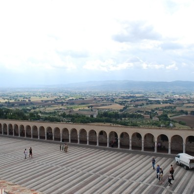 Basilica of Saint Francis, Assisi - Umbria, Italy